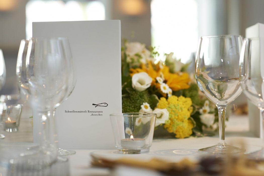 Schwellenmaetteli Restaurant Riviera Bern