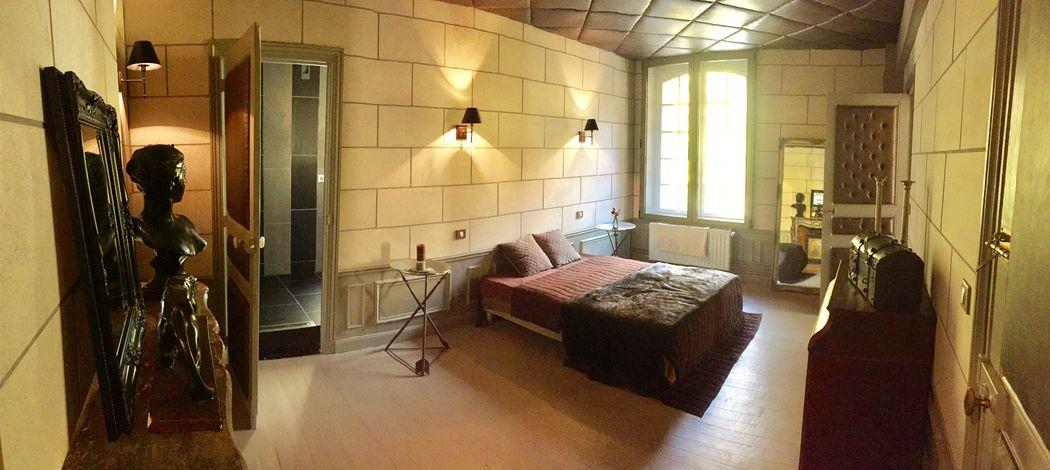 Chambre privative du Marié