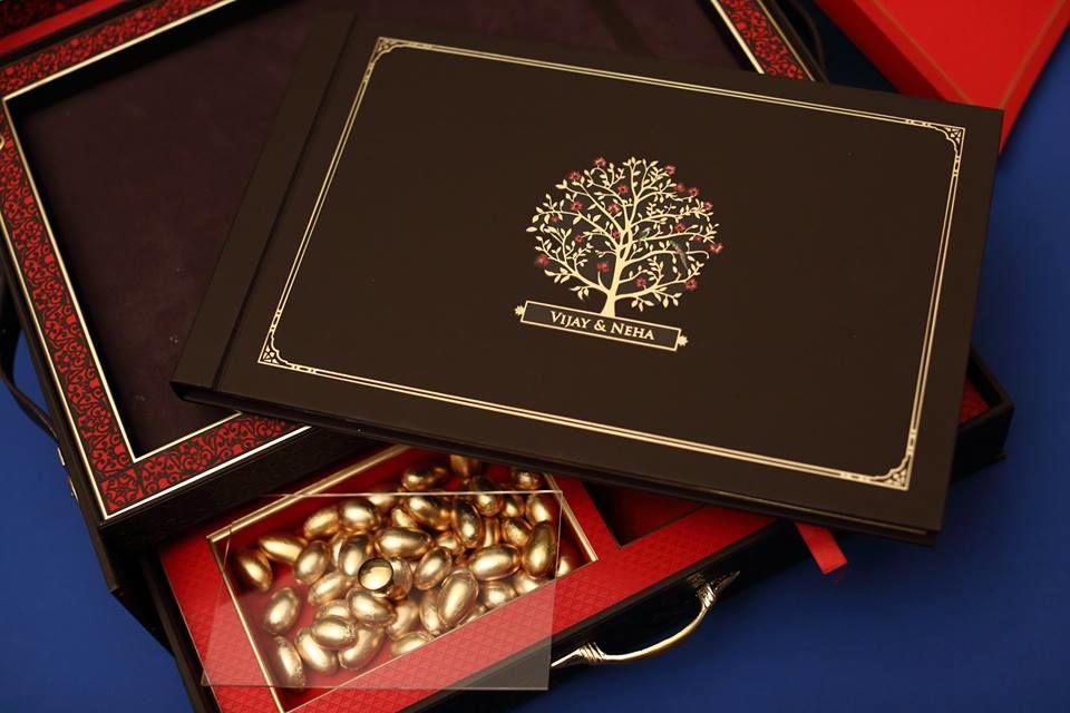 Ravish Kapoor Innovative Invitations