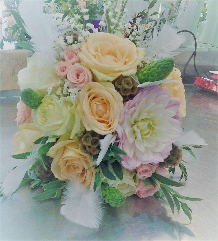 Autrement Fleurs - Bouquet de mariée
