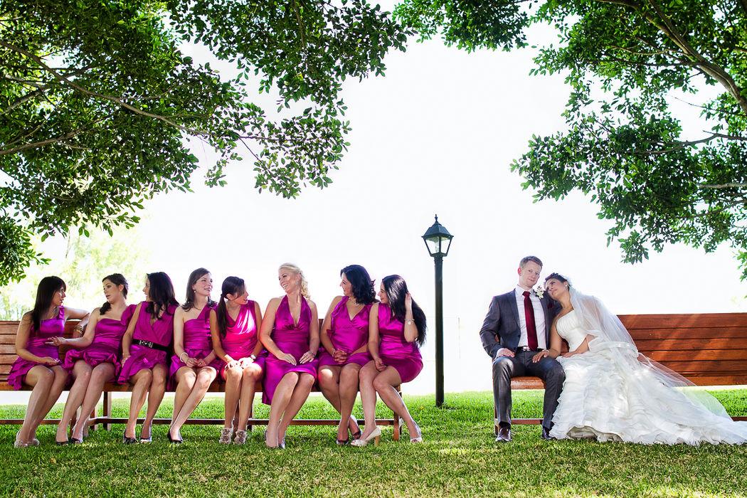 Fotos de boda, en Cuernavaca