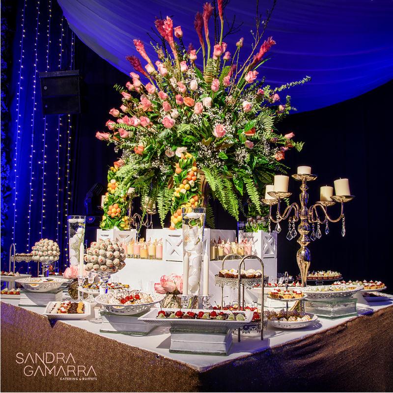 Sandra Gamarra Catering