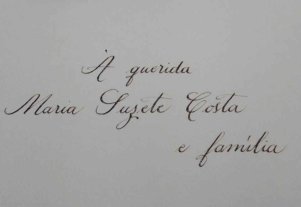 Caligrafia Artística - Fernanda Bueno