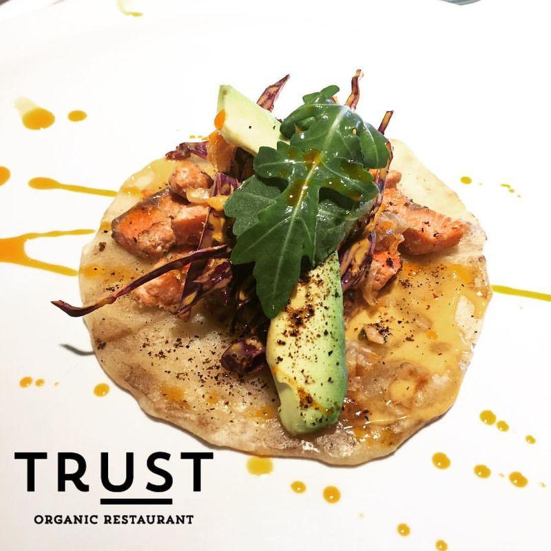 Trust Organic Restaurant