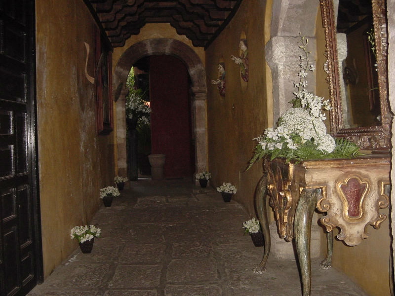 Hotel para bodas en Morelia - Foto Villa Montaña