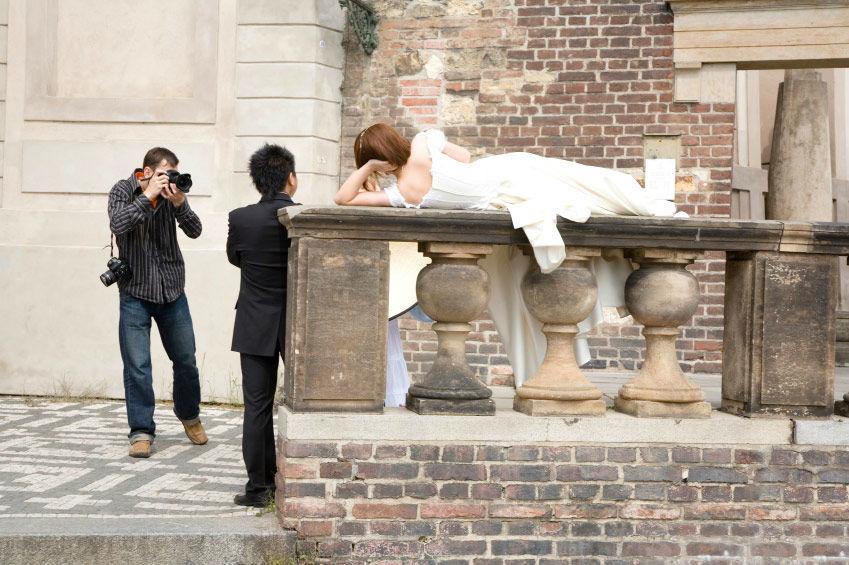 Der richtige Fotograf für die Hochzeitsfeier, Foto: Ihre Hochzeitsplanerin