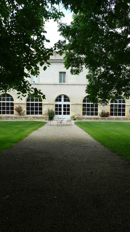 Orangerie du Château de Lacoste