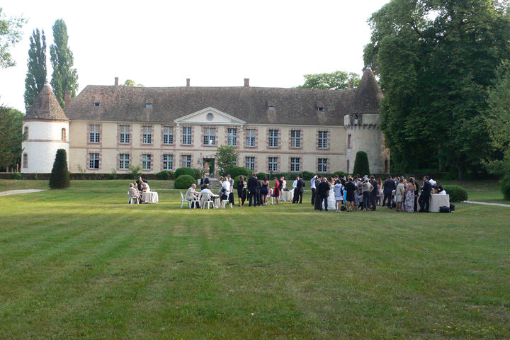 Château de la Cour Senlisse