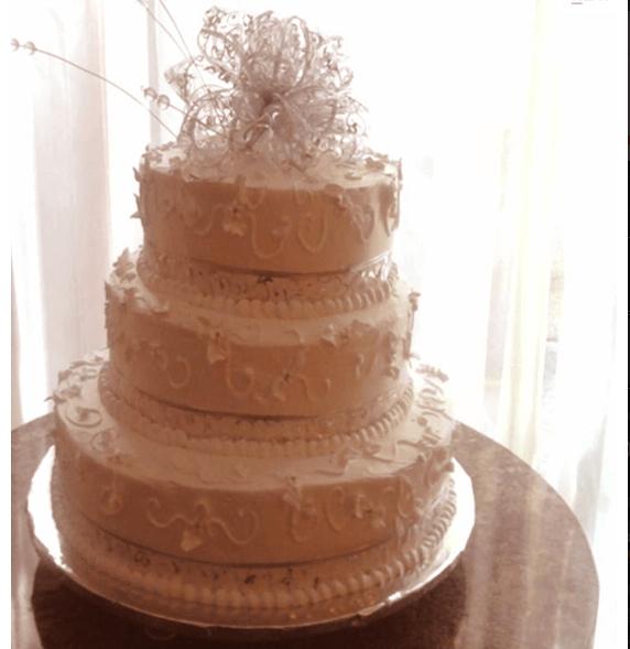 Pastel para bodas - Foto Qualité