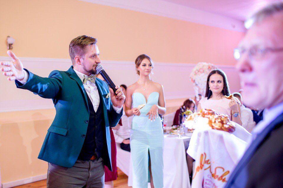 Александр Тарасов ведущий