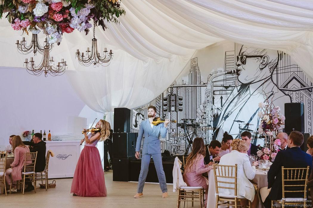 Свадебная площадка Шувалoff Holidays