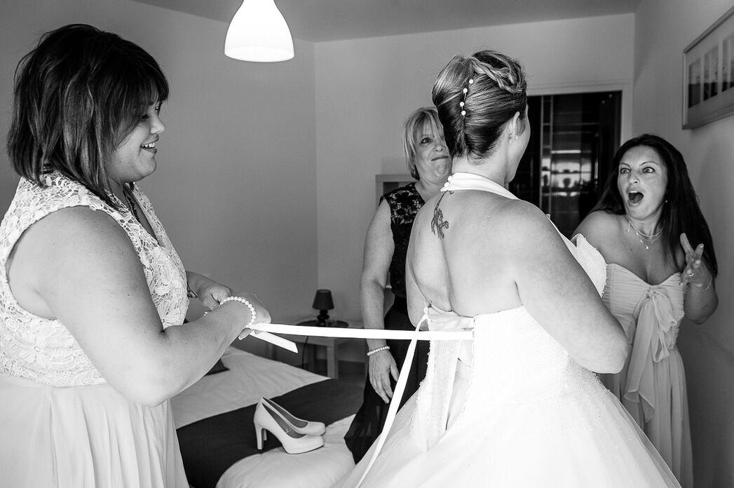 Sylvain Photographie Wedding