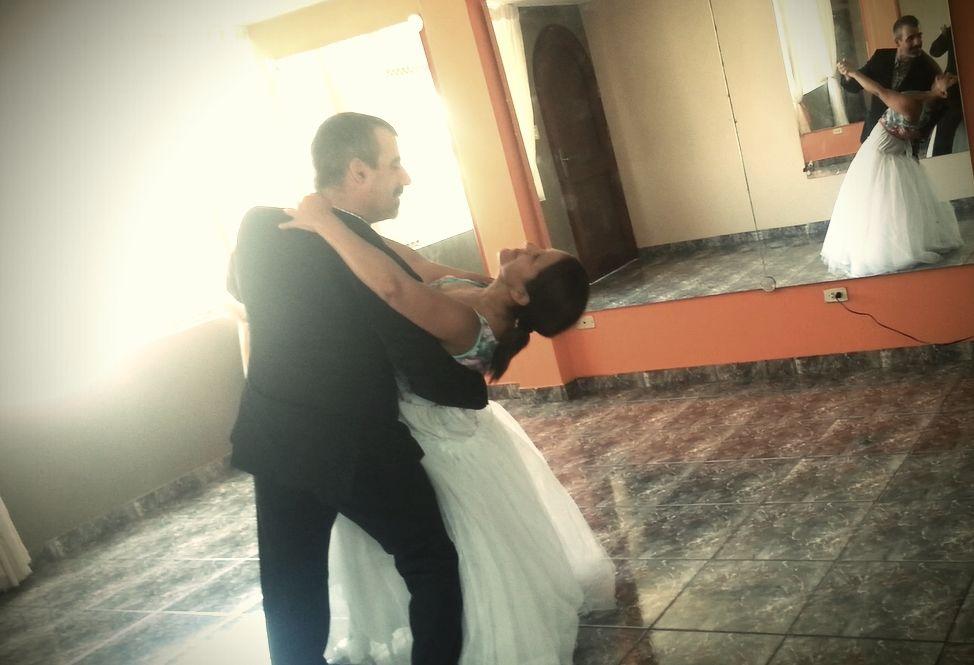 Final romántico para Vivian & José