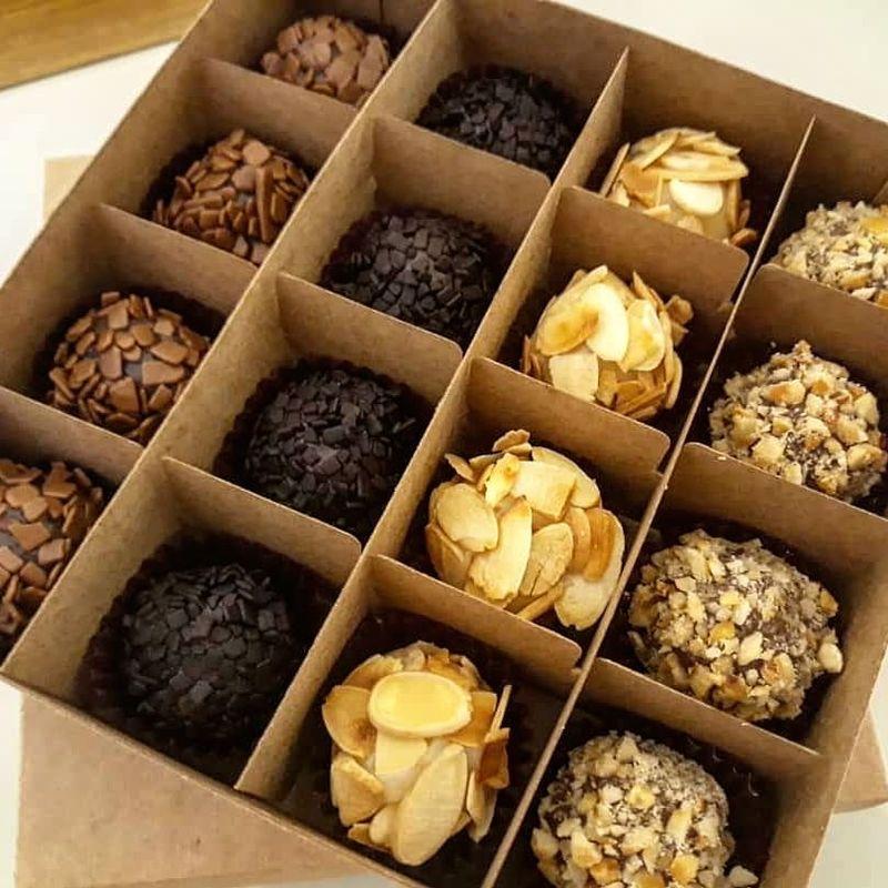 Far Tutto Chocolates Belga