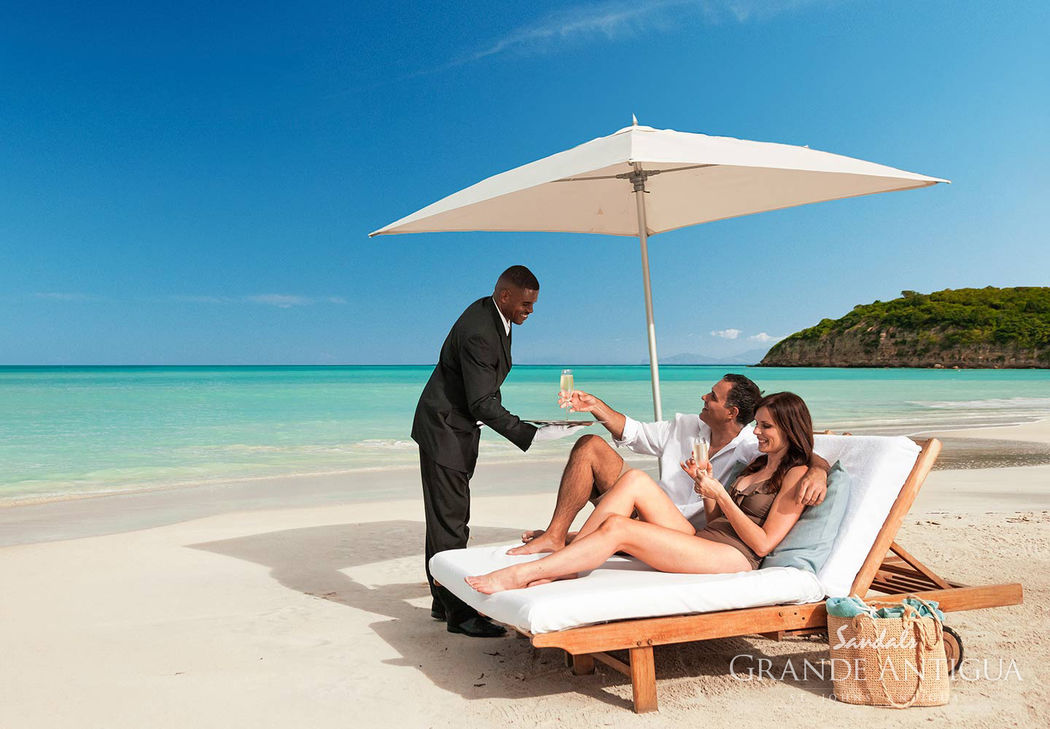 Sandals Resorts, Antigua.
