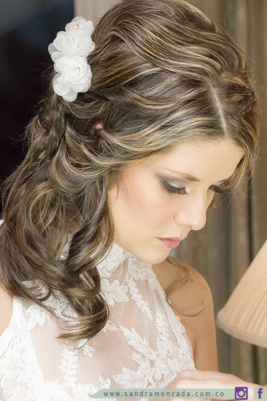 Sandra Moncada - Maquillaje