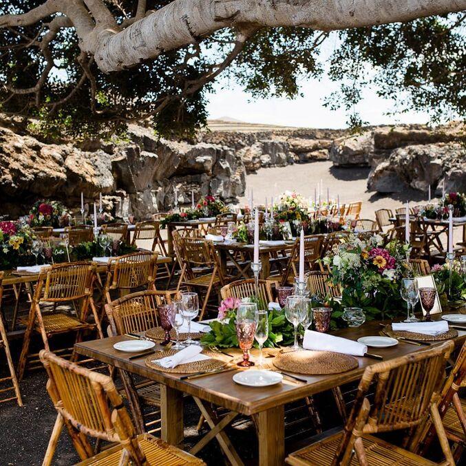 Lanzarote Beach Wedding