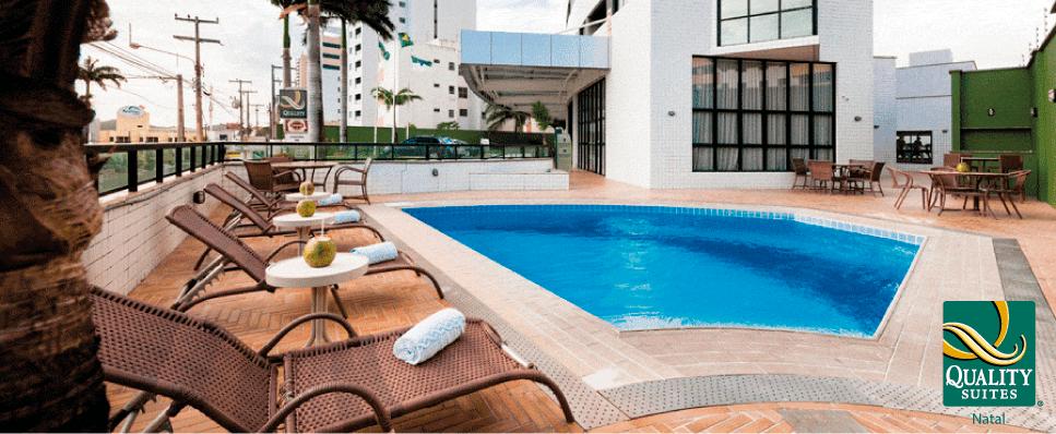 Quality Suites Natal