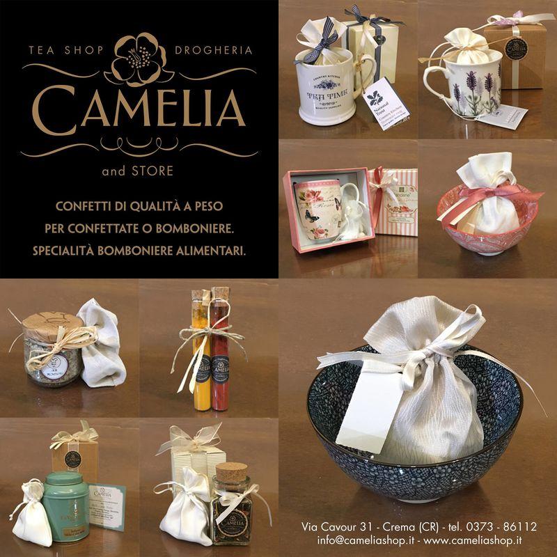 Camelia shop
