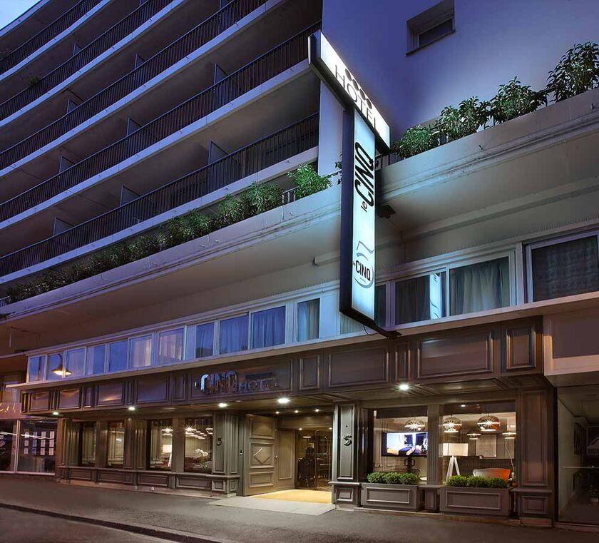 Hôtel Le Cinq****