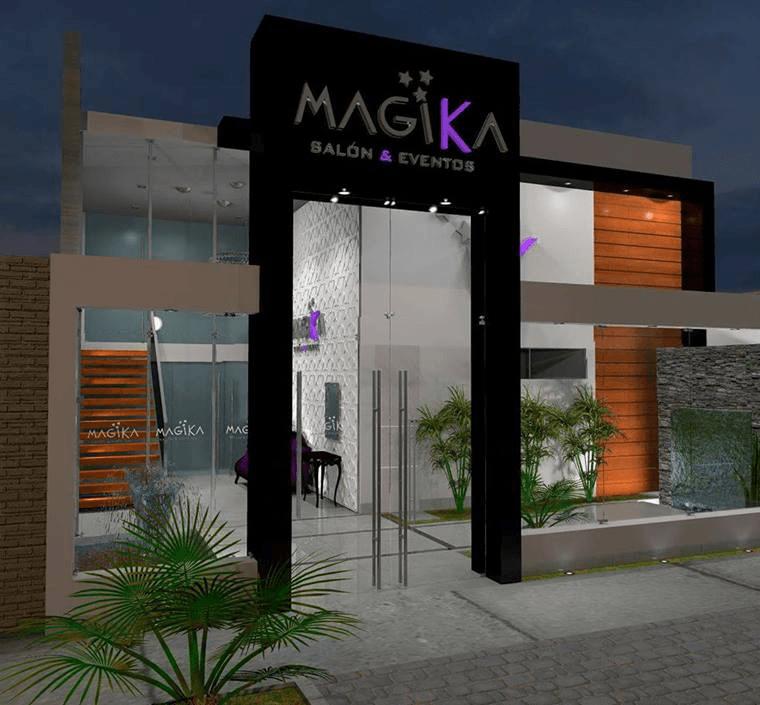 Eventos & Recepciones Magika