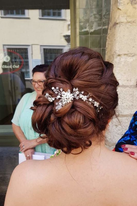 MAKE-UP & HAIR by Eveline Boeckx