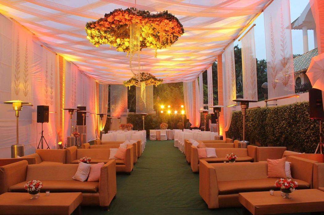 Shan Decorators  wedding Planner