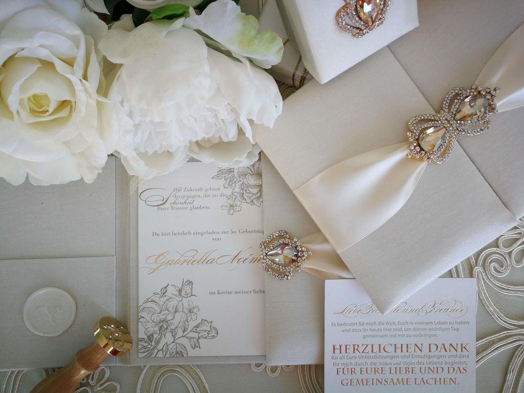 GNC Luxury Invitations & Design