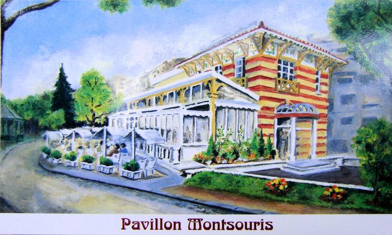 Pavillon Montsouris