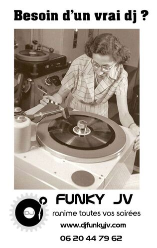 DJ Funky JV