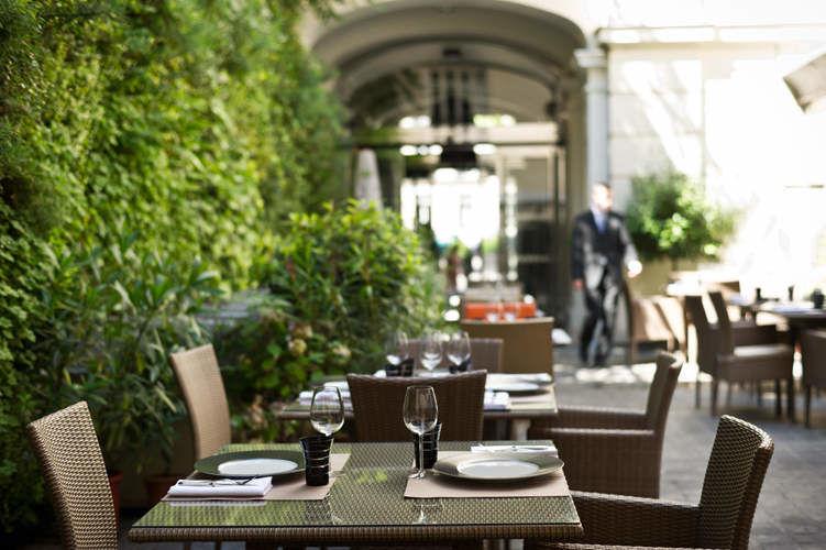 Hôtel InterContinental Paris avenue Marceau