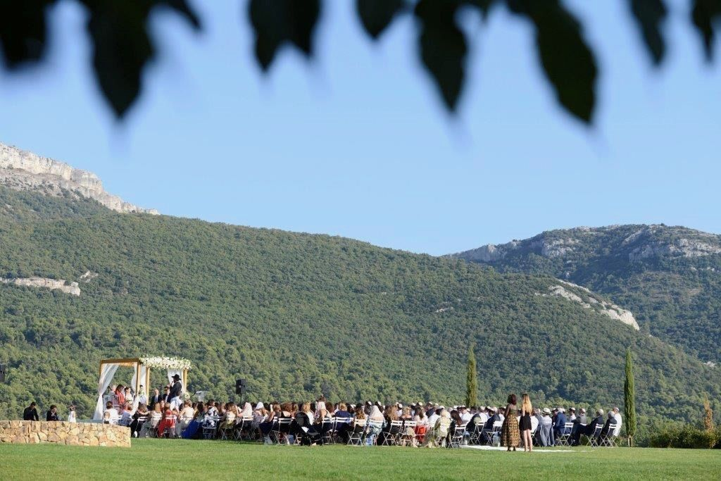 chateau de Roquefeuille  cérémonie