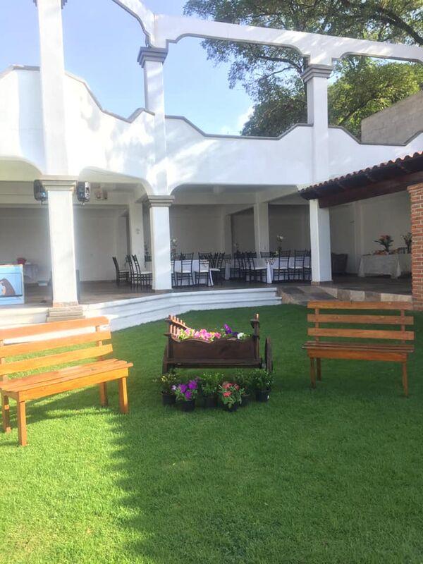 Jardín Cristel