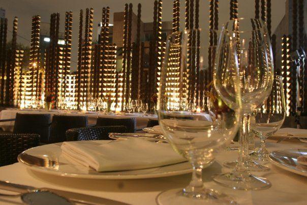 Restaurante para bodas en Polanco
