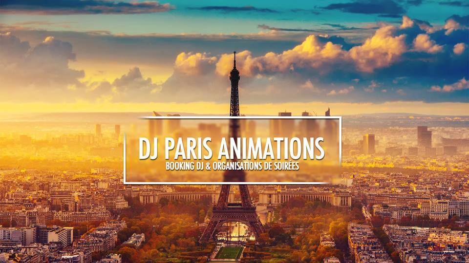 Dj Paris Animations