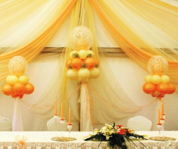 Beispiel: Wählen Sie die Dekoration in Ihrer Lieblingsfarbe, Foto: Erlebnis Dekoration.
