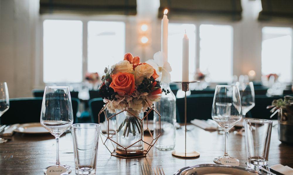 Urban Wedding / Foto: Honeymoon Pictures / Freakin' Fine Weddings by Svenja Schirk