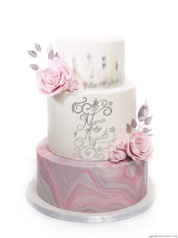 Zebra Cakes Art