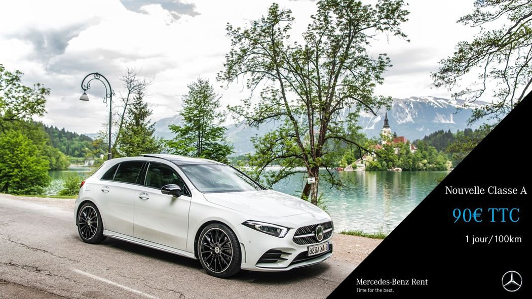 Mercedes-Benz Rent Clermont-Ferrand