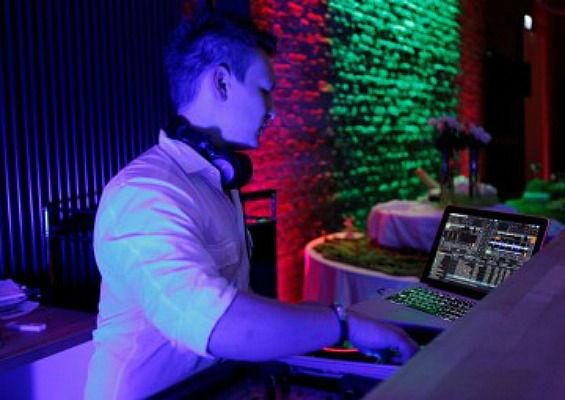 Beispiel: DJ Florian, Foto: DJ FloRyan.