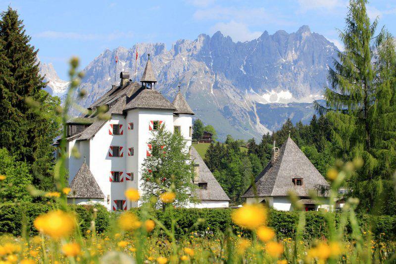 Schloss Münichau