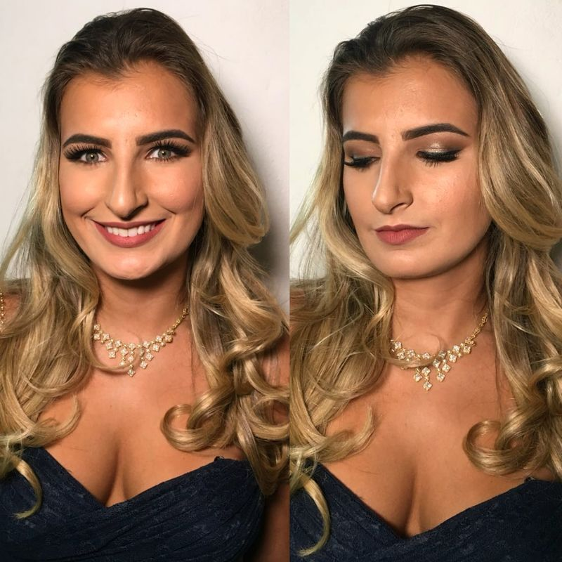 Fabiana Degrande Hair & Makeup