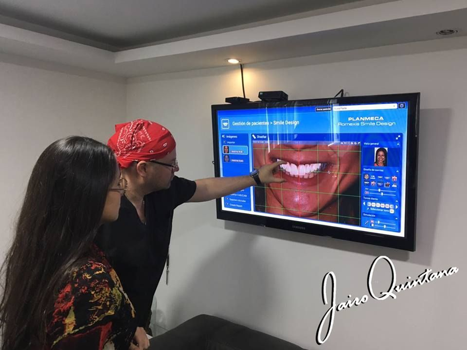 Jairo Quintana Diseño y Plástica Dental-Cúcuta