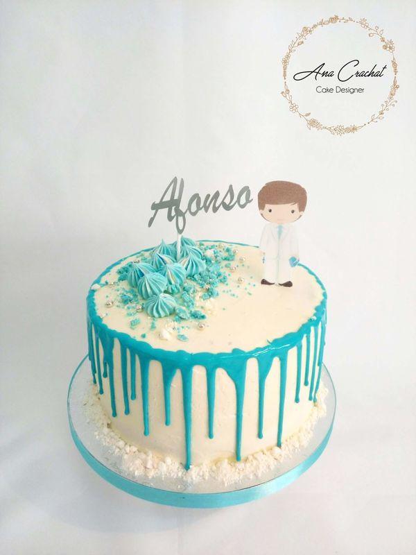 Ana Crachat Cake Designer Atelier de Bolos Decorados