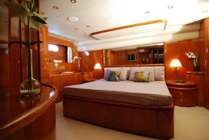 Le Beija Flore - yacht de luxe