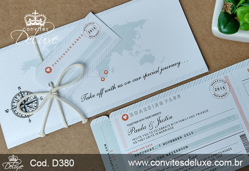 Convites Deluxe