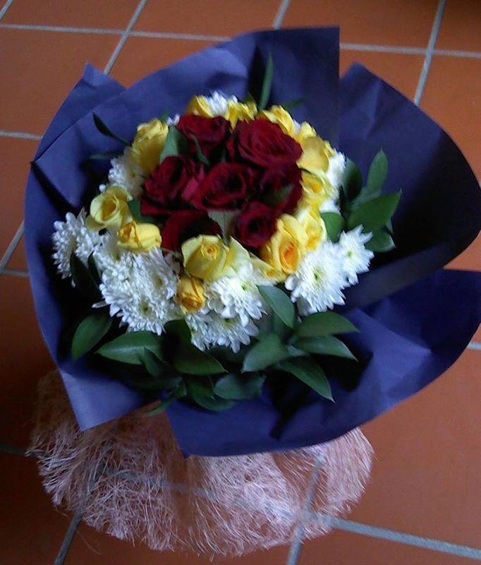 Florista na Madeira