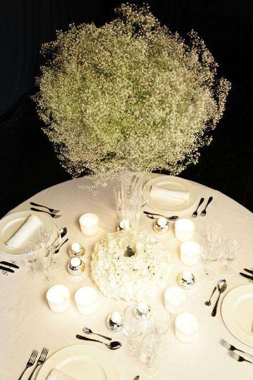 Beispiel: Elegante Blumendekorationen, Foto: Florastyle.