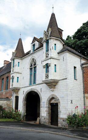 Abbaye Saint-Benoît