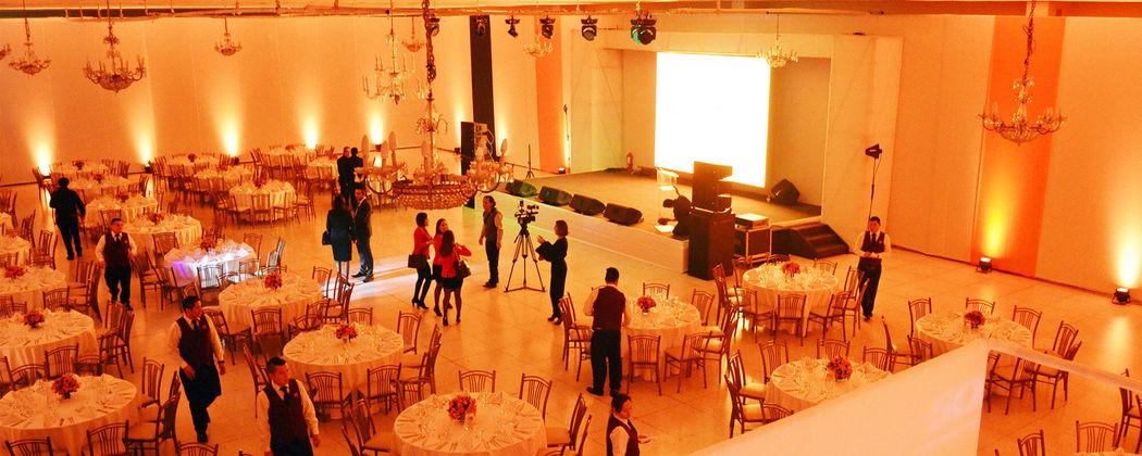 Club Social Miraflores - El Gran Salón